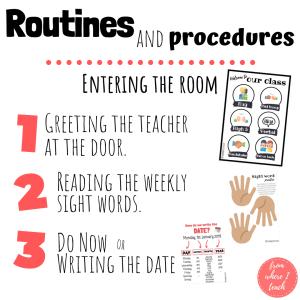 Routines III